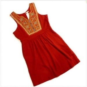 Lucky Brand Saydee Embroidered Dress - Size XS NEW